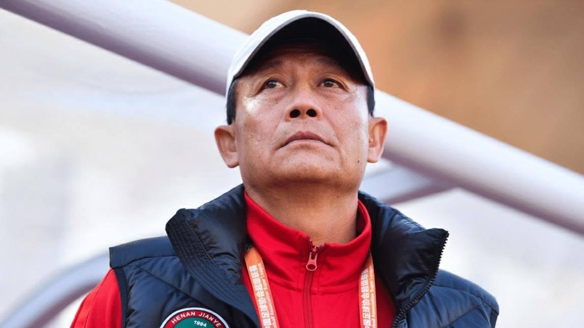 官方:王宝山因个人原因辞去建业主帅职务
