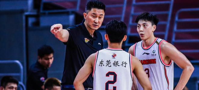 胡明轩徐杰杜润旺等一众小将崛起,广东青年队教练揭秘