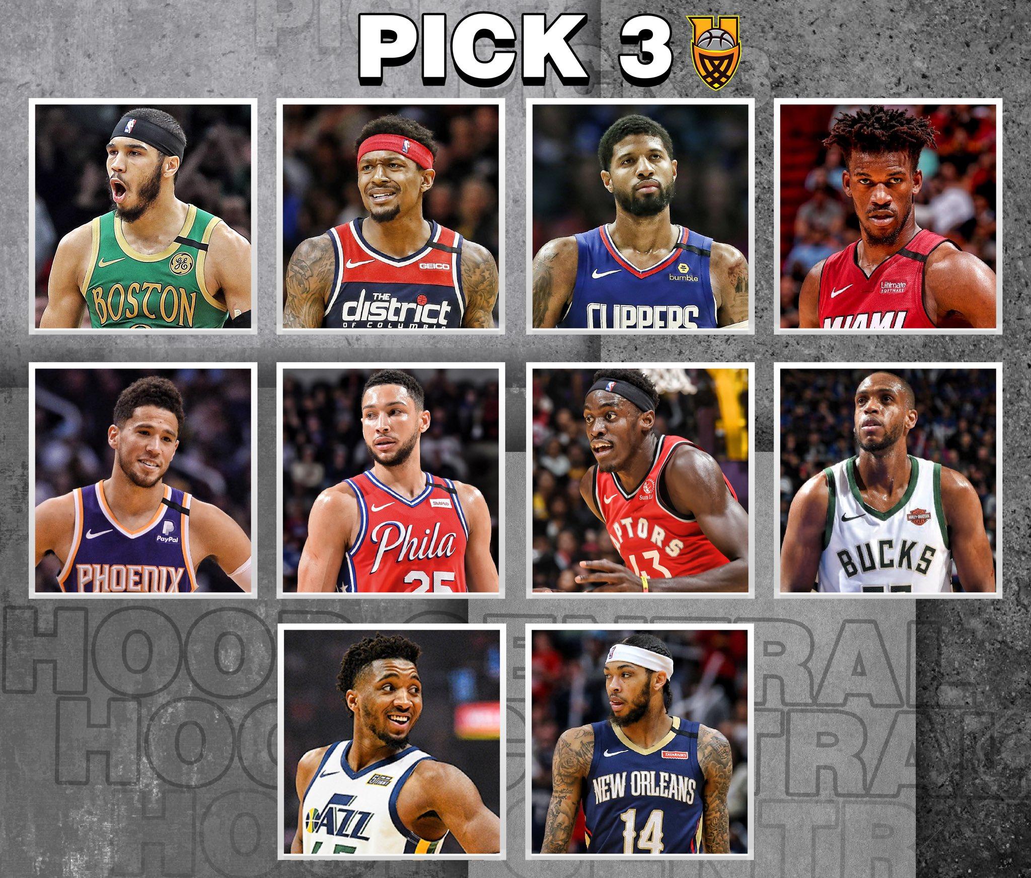 10选3你怎么选?帕金斯:我选塔特姆、西亚卡姆和巴特勒