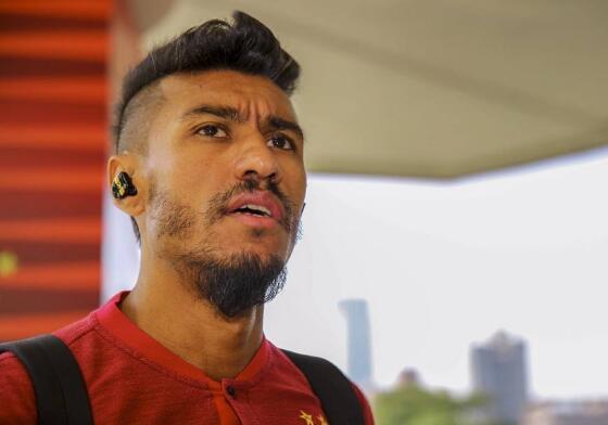 记者:保利尼奥缺席此前热身赛因身体未调整到比赛状态