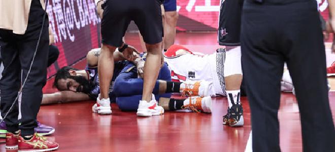 崔万军:哈达迪伤势不明,伤病多因球队轮换少