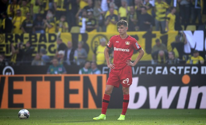 转会市场:拜仁有意买哈弗茨,皇马有钱买哈弗茨