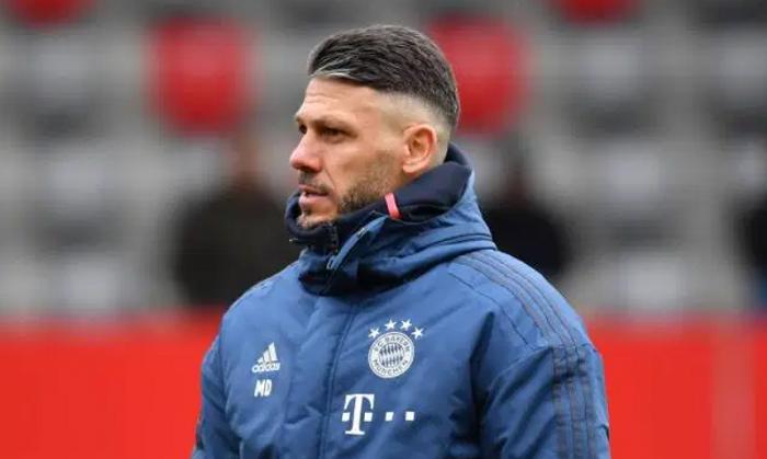 马卡:德米凯利斯可能离开拜仁,担任贝蒂斯助教
