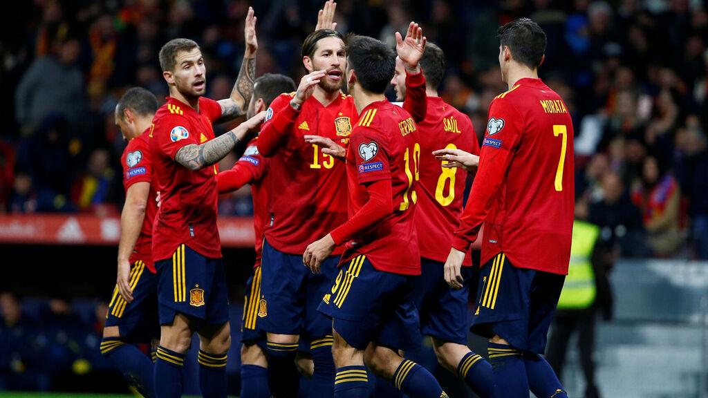 官方:西班牙11月11号在阿姆斯特丹与荷兰进行友谊赛