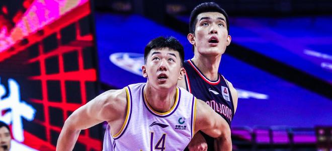 王少杰欢迎郭凯复出,郭凯:没想到还能赶上这赛季