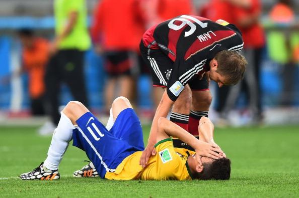 《【恒耀代理平台】拉姆谈7-1巴西:5球领先仍认真比赛,这是对巴西的尊重》
