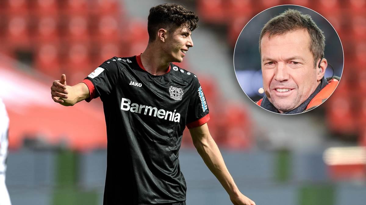 马特乌斯:哈弗茨可以帮助齐达内,他能成世界足球先生