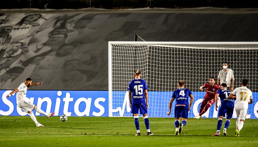 本赛季至今西甲已判罚140粒点球,追平单赛季历史最高记载