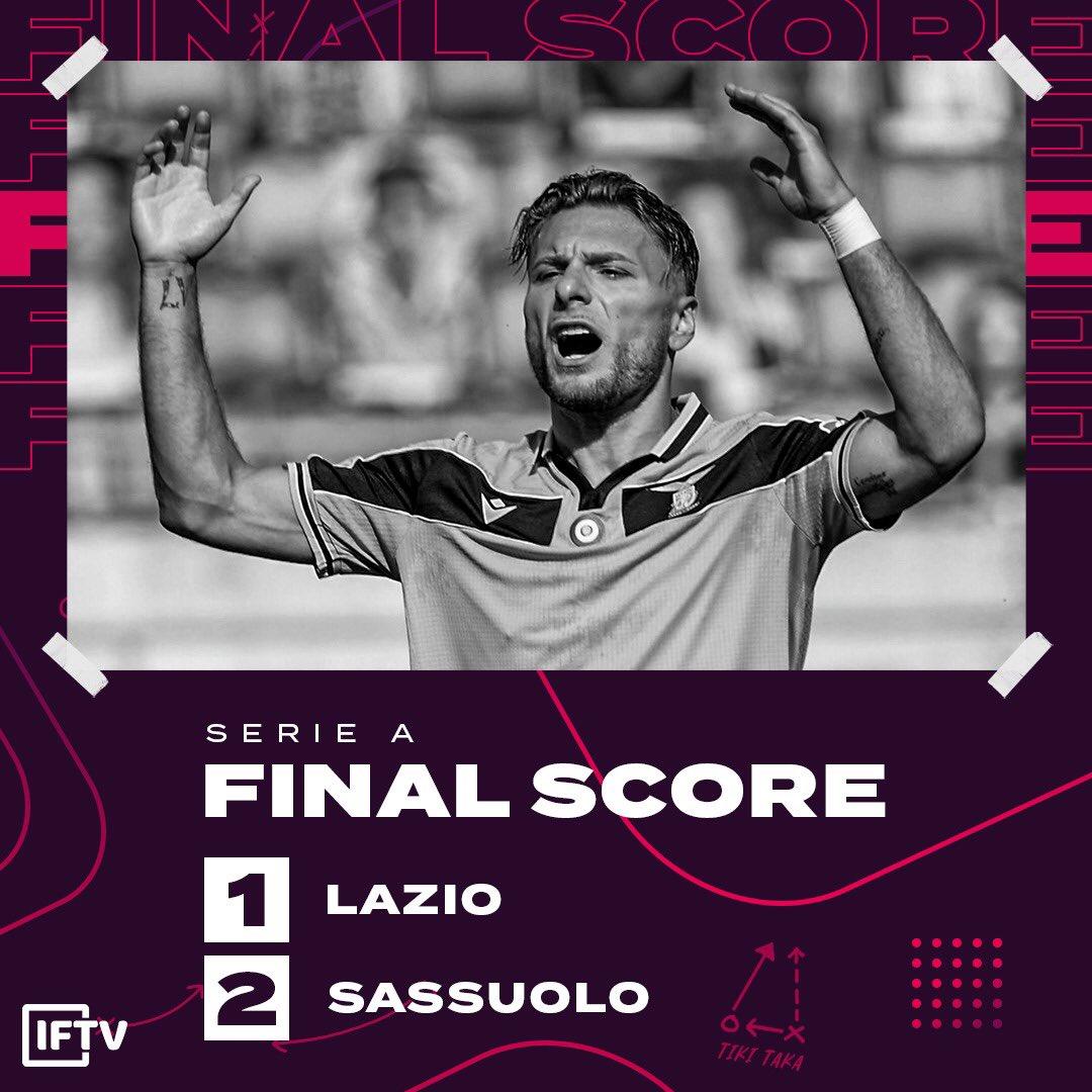 拉齐奥29个月来首次遭遇意甲3连败,复赛前曾21轮不败  足球话题区