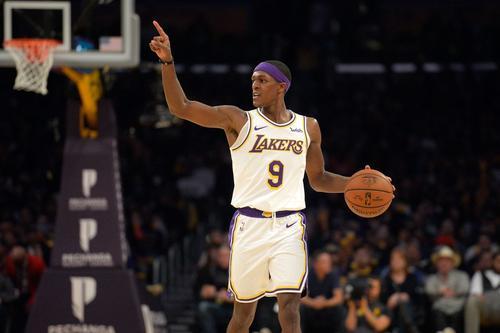 根据NBA规定,湖人无法签约球员替换受伤的隆多