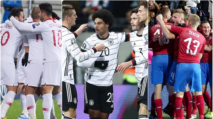 官方:德国队将在年底与土耳其和捷克进行友谊赛
