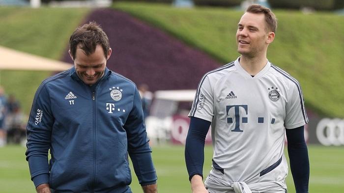 图片报:诺伊尔曾亲自要求拜仁给私人教练一份门将合同