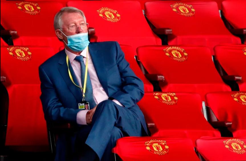 弗格森爵士很享用最近几周足球的回归,也很开心看到曼联有优异的体现