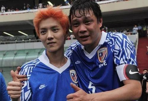 范志毅:鹿晗是演艺圈里踢球最好的,没有之一