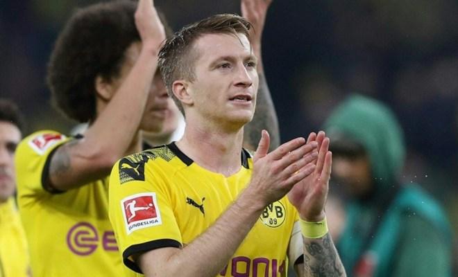 罗伊斯:距离德甲冠军已经很近了,但必须得正面击败拜仁