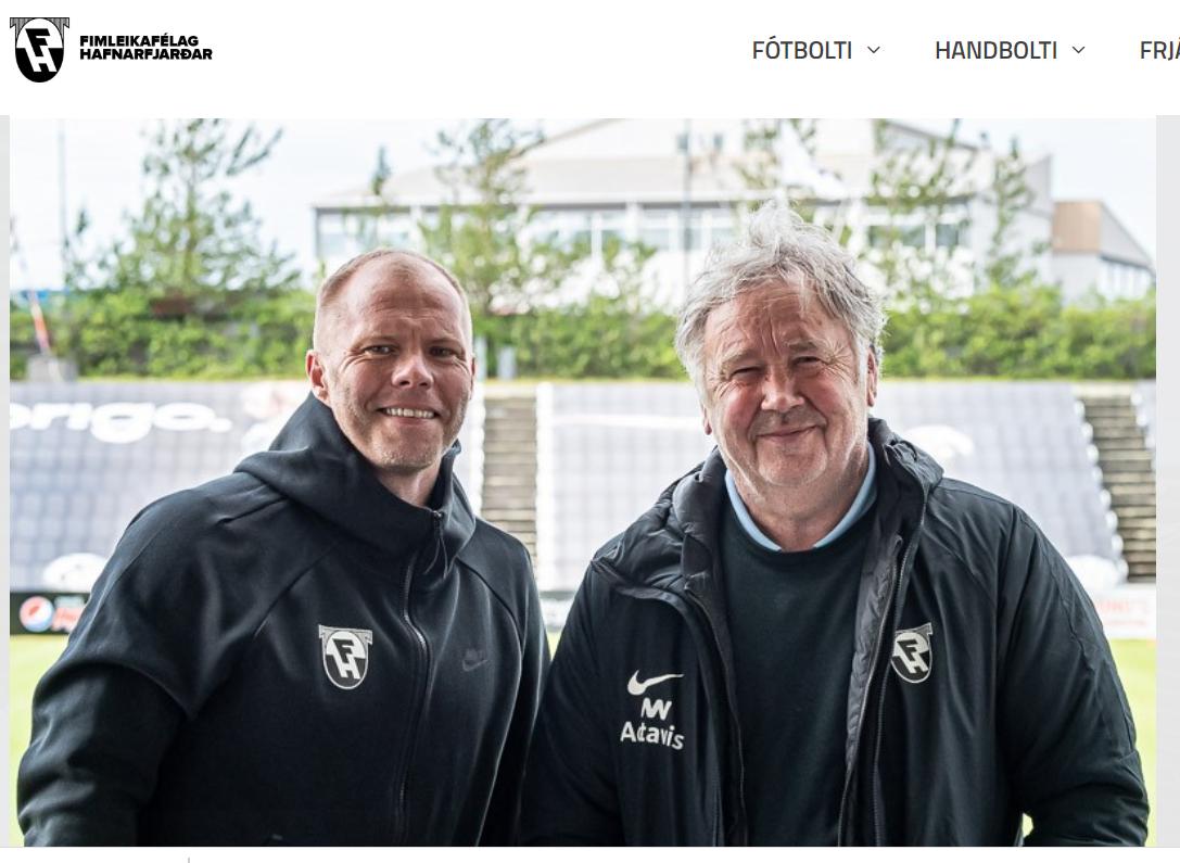 教练生涯首战!古德约翰森出任执教冰岛国家队
