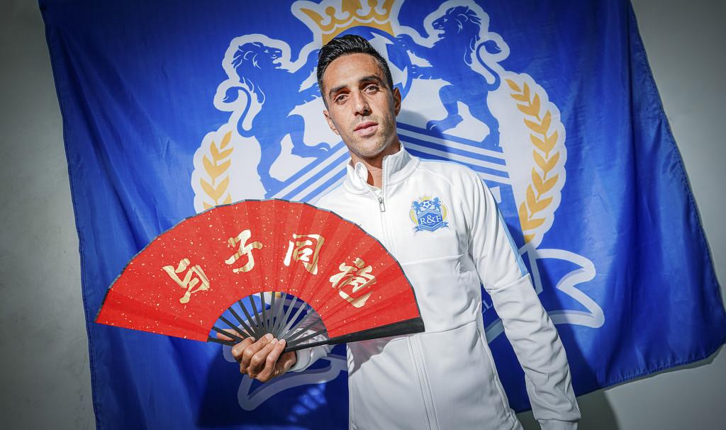 扎哈维:盼延续热身赛中的好状态,感谢斯托带我到中国
