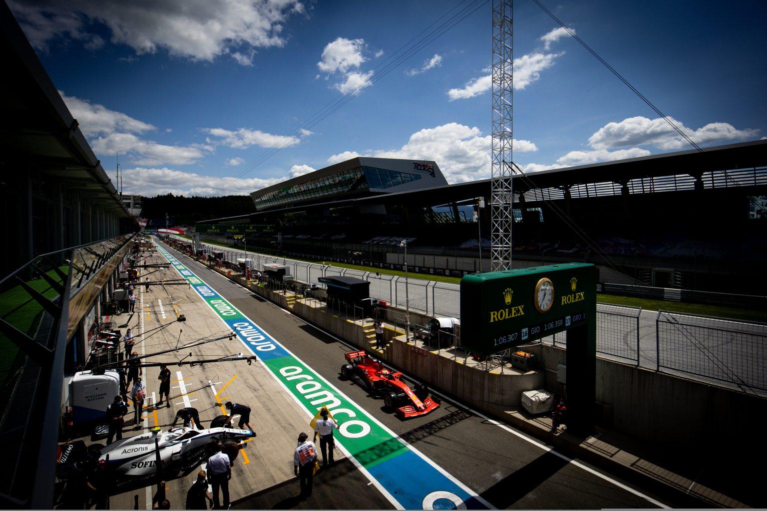 FIA遥测数据暗示法拉利引擎落后奔驰50匹马力