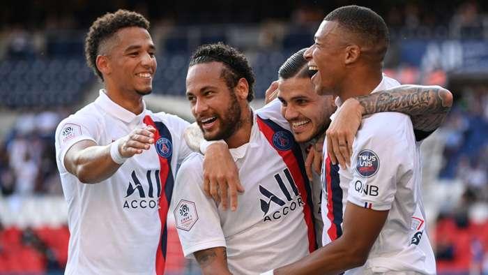 巴黎友谊赛大胜,内马尔:对手很有侵略性,有点怕受伤