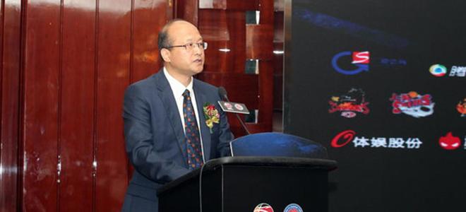 苏群:CBA暂由竞赛总裁张雄主持工作