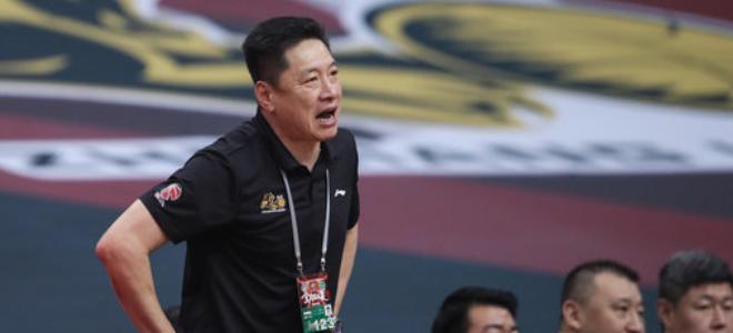 李春江:整场比赛队员非常低迷,希望在过程中找到不足