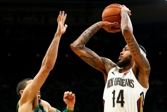 NBA专栏作家列举英格拉姆数据:最快进步球员的领跑者