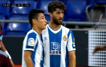 坎普萨诺换下武磊,武磊结束本赛季最后一场比赛