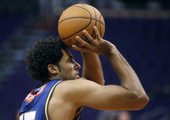 前NBA球员格兰特-杰雷特签约土耳其俱乐部达鲁沙法卡