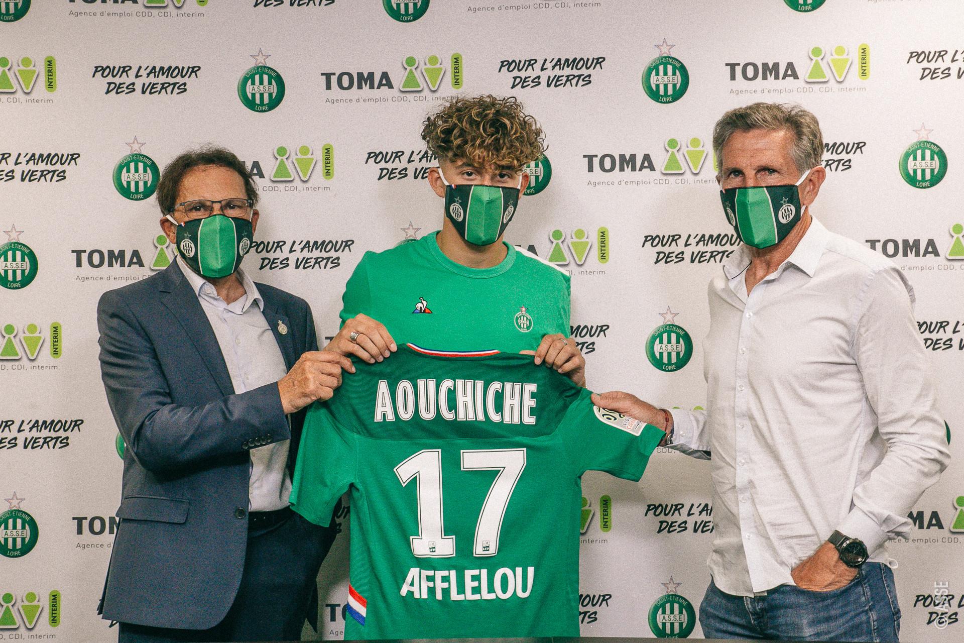 圣埃蒂安官方:球队免费签下巴黎小将奥切奇