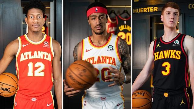 记者调侃:NBA中唯一比老鹰球衣变化更多的就是骑士主帅