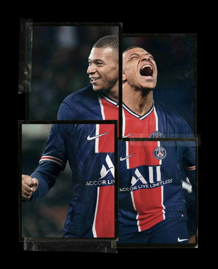 巴黎官宣新赛季球衣:纪念球队成立50周年
