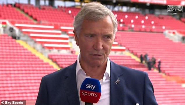 索内斯:没有球迷见证利物浦捧杯显得有些美中不足