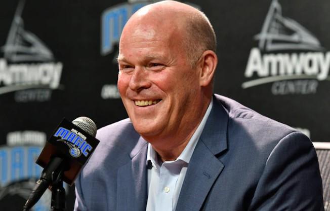 克利福德:比赛比我想象中舒适得多,NBA安排好了一切