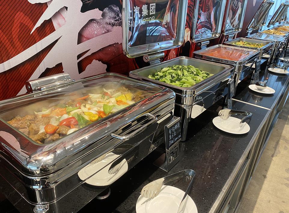 揭秘上港苏州餐饮:酒店特色苏式面,蔬菜沙拉最受欢迎