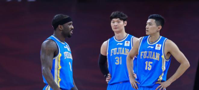 福建对阵上海大名单:劳森、王哲林和陈林坚均在列