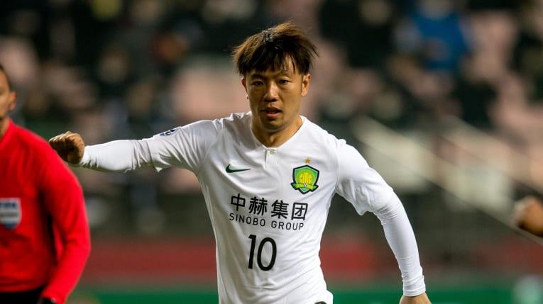 亚足联专访张稀哲:全力冲击联赛冠军,会为球迷去拼搏