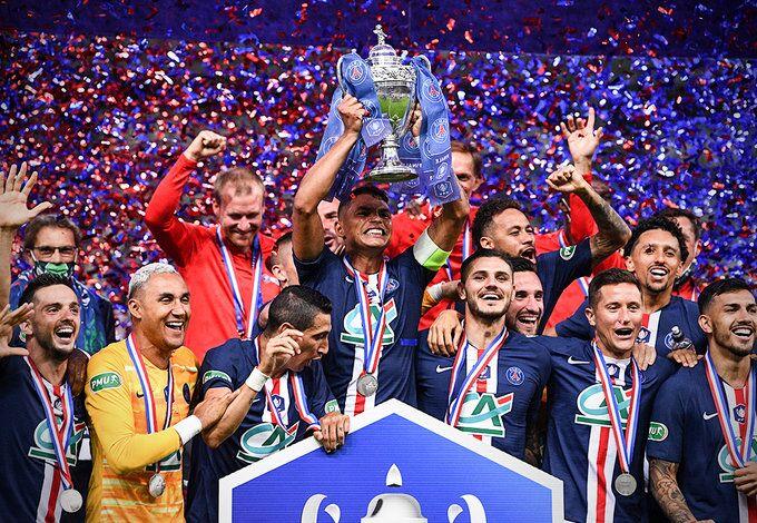 法国杯:内马尔建功,巴黎1-0圣埃蒂安夺冠