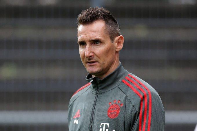 德媒:拜仁已找好葡萄牙营地,克洛泽留守带新援训练