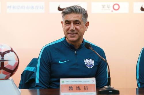 古特比:中超无弱旅,会带领永昌打攻势足球