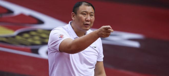 王晗:作为联赛一分子,既要成绩也要为中国篮球做贡献
