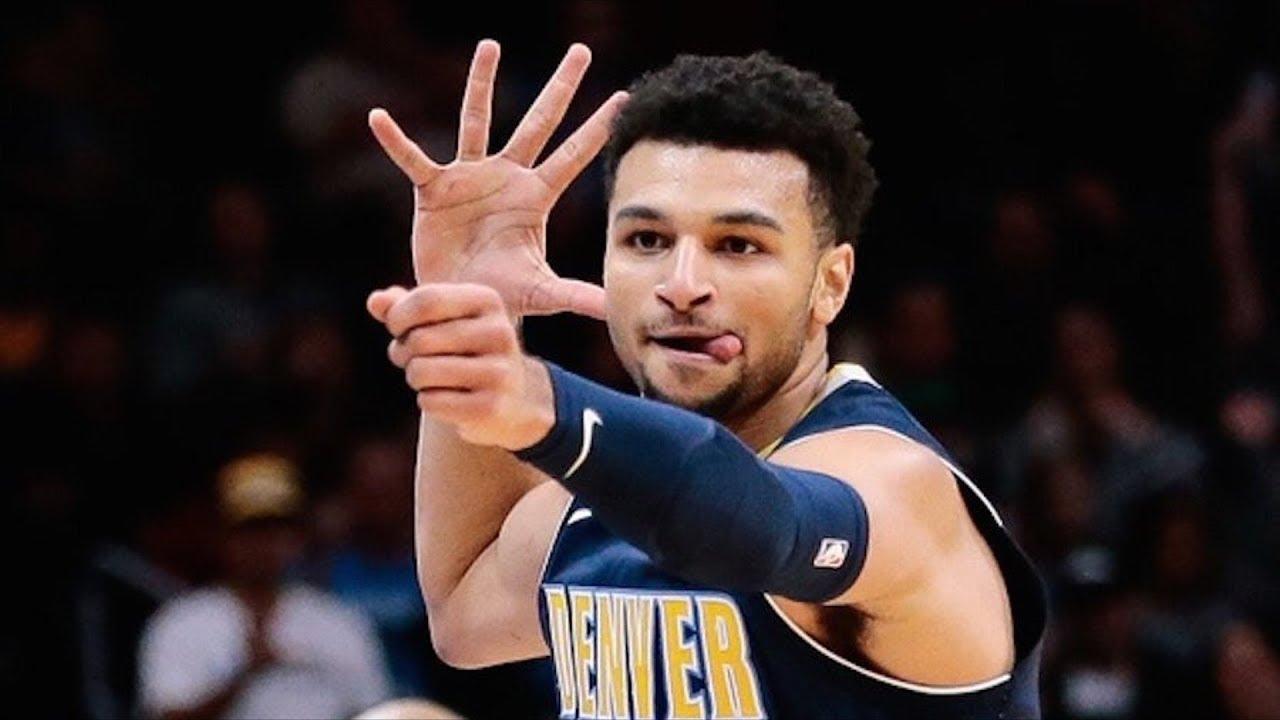 手感火热!贾马尔-默里12投8中高效砍下23分4篮板4助攻