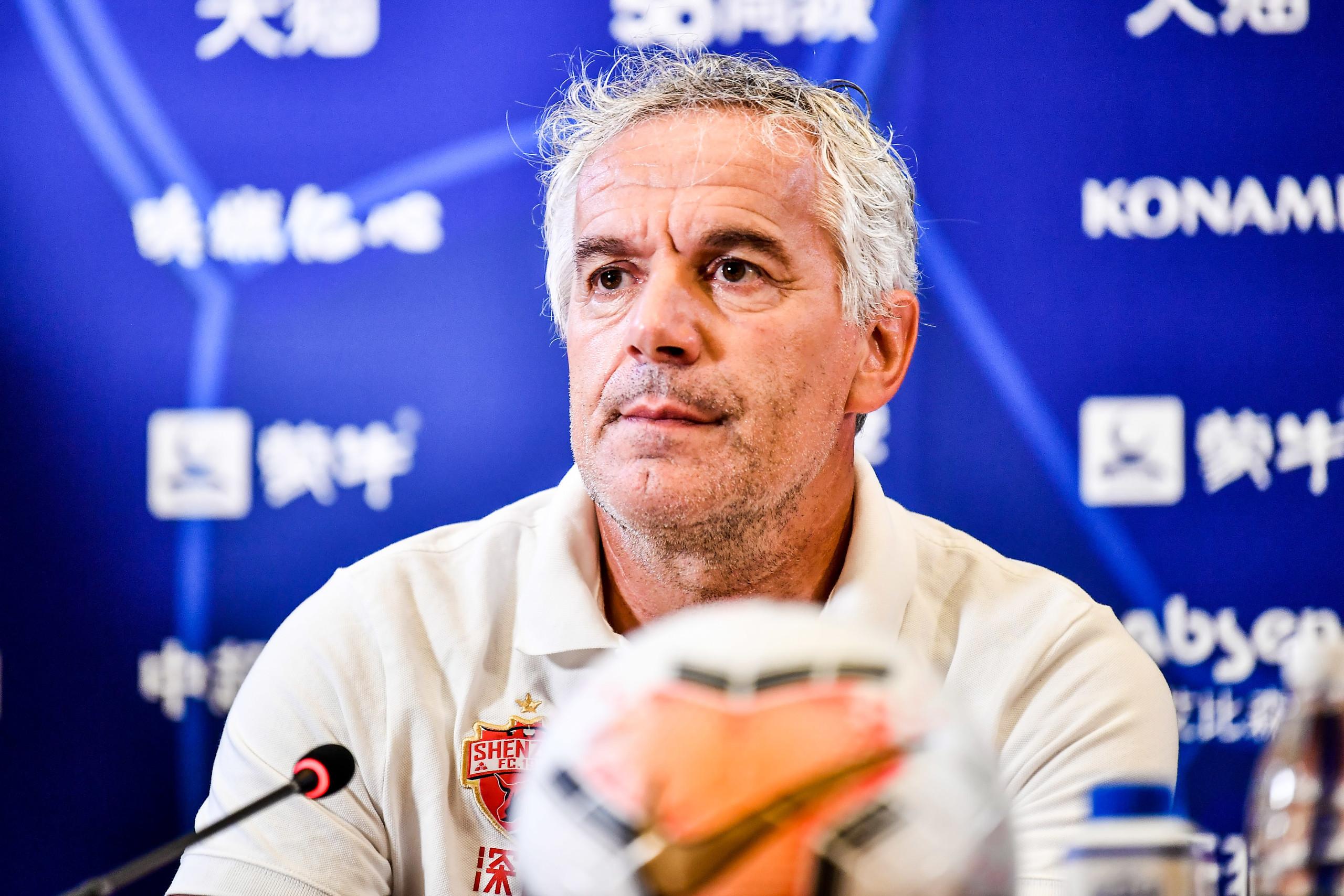多纳多尼:对阵申花要注意细节,做好应对困难准备