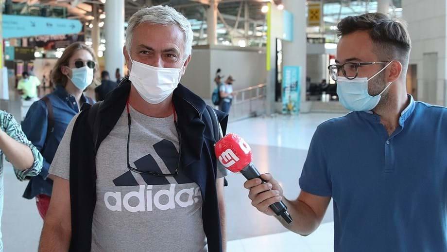 穆里尼奥:B费是一个很好的点球手,他很适合目前的曼联