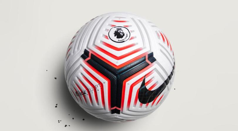 官方:英超官方发布2020/21赛季英超用球