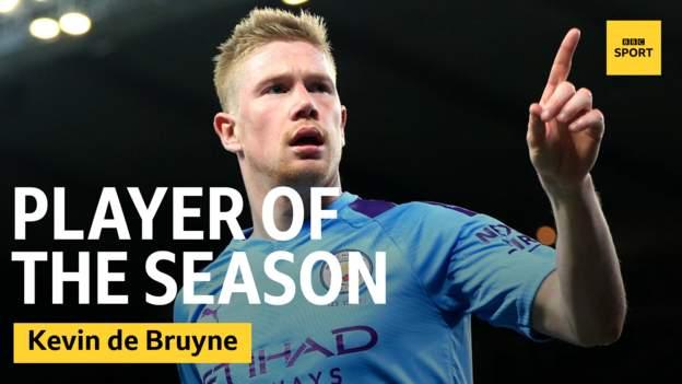 BBC票选:德布劳内最佳球员,克洛普最佳教练,英斯最惊喜
