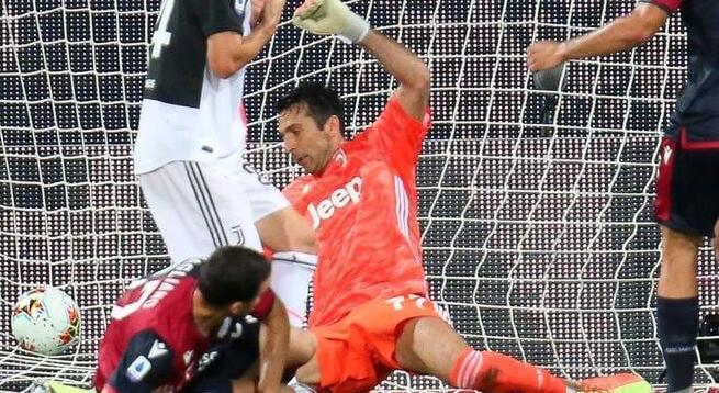 加利亚诺传射小西蒙尼破门,尤文客场0-2卡利亚里