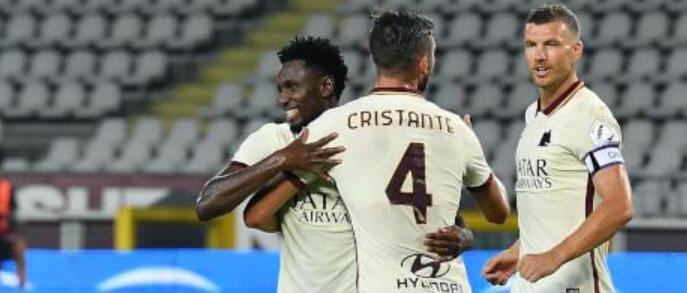 罗马锁定意甲第五名,将直接晋级下赛季欧联小组赛