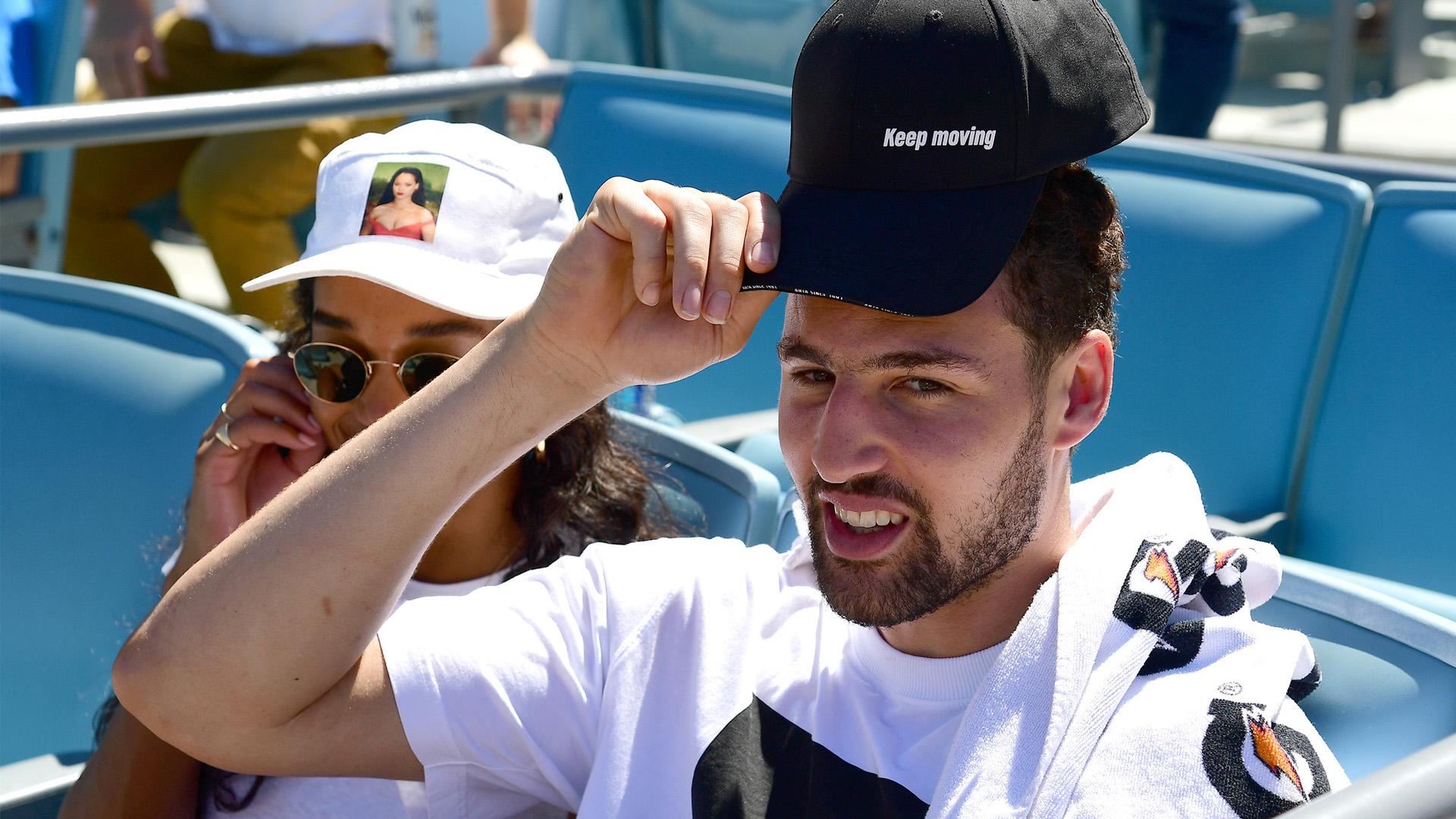 克莱:除了篮球最喜欢出门找乐子,爱好开船钓鱼山地骑车