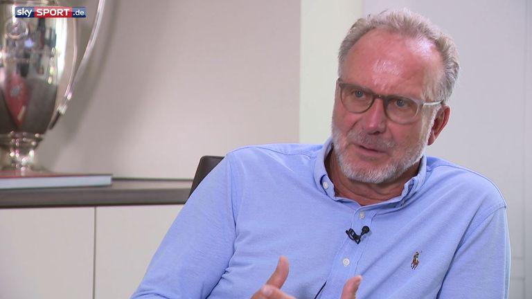 还有起色?鲁梅尼格:信任帕瓦尔只会缺席一场欧冠比赛