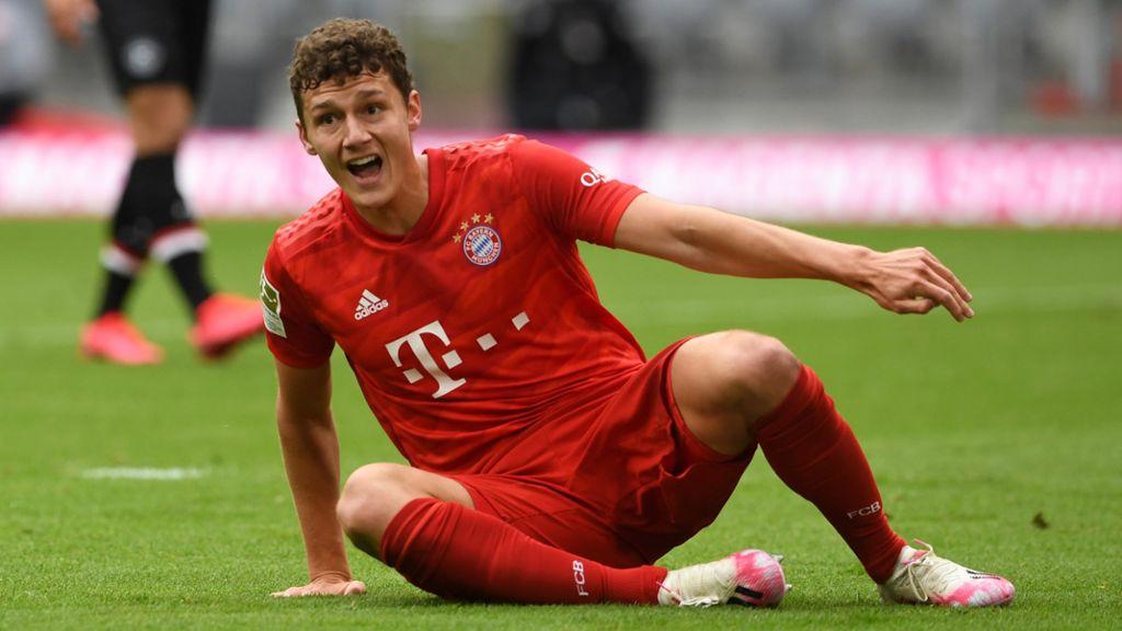 图片报:拜仁在操练中实验让卢卡斯踢右后卫,但作用欠好